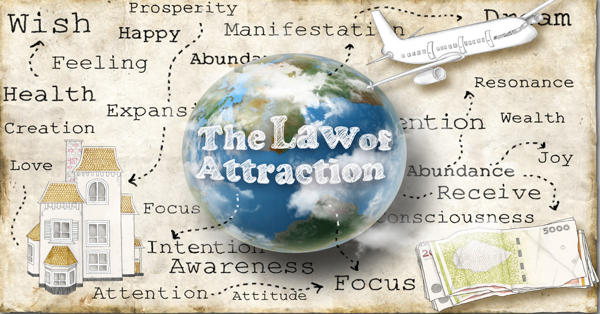 30 Law of Attraction Exercises To Help You Manifest More