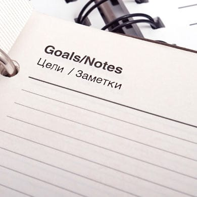 6 Ingredients For Effective Goal Setting