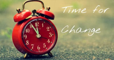 8 Signs That Change Is Needed