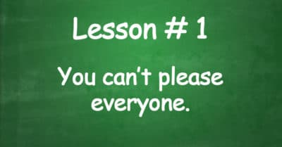 9 Life Lessons Most People Don't Learn Until It's Too Late