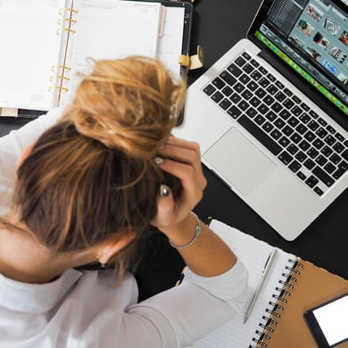 9 Signs You're Overstressed And Don't Know It