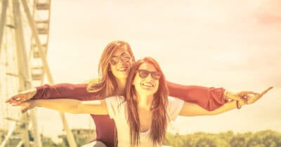 Attracting Friendship With Positive Thoughts And The Law Of Attraction