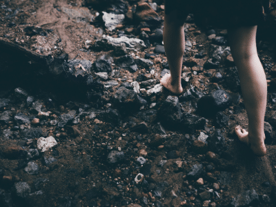 Barefoot Grounding Exercises, Or Known As Earth Grounding Techniques