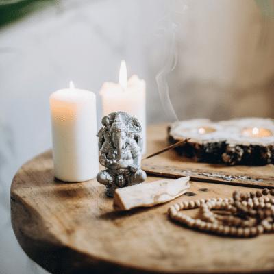 Connect To Divine Feminine Energy With A Sacred Space