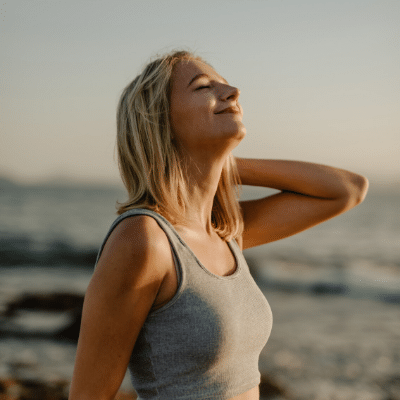 Connect To Divine Feminine Energy With Pranayama Breathing