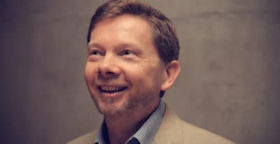 Top 10 Eckhart Tolle Quotes On Love, Life And The Law Of Attraction
