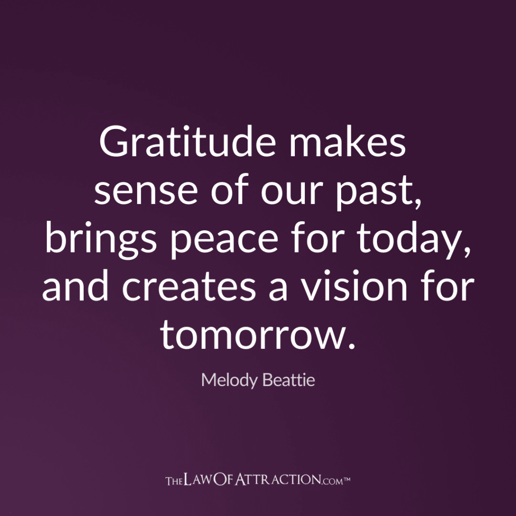 Gratitude Quote By Melody Beattie