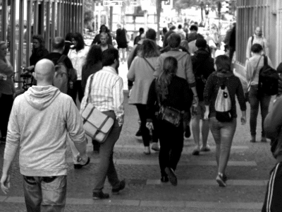 How To Stop Feeling Alone In A Crowd