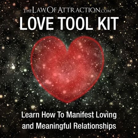 Learn how to manifest love more effectively with the Law of Attraction