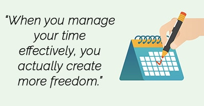 Manage Your Time Effectively