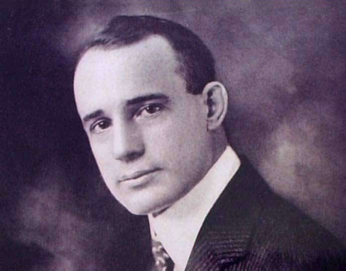 Think and Grow Rich author Napoleon Hill