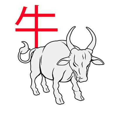 OxChinese Zodiac Sign