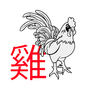 RoosterChinese Zodiac Sign
