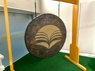 The GreaterMinds Gong