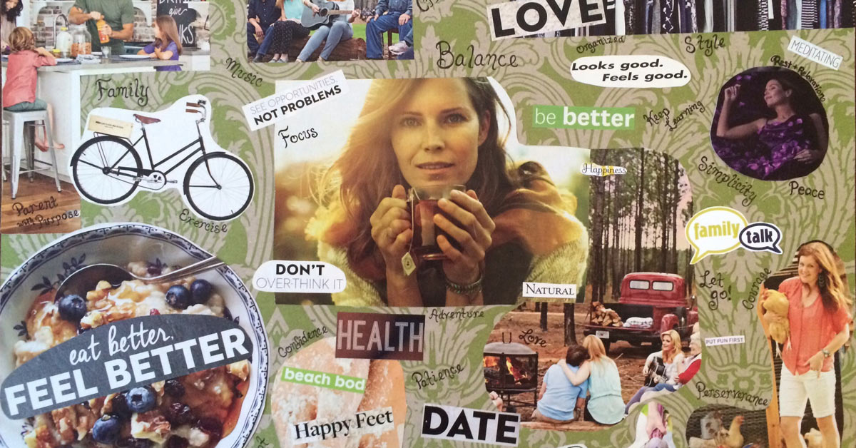 Vision Board: Creating Vision Board Ideas To Get What You Want