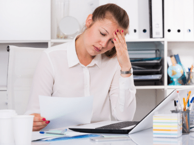 What Causes You To Start Feeling Overwhelmed