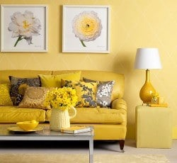 Yellow-Living-room-country-Ideal-Home
