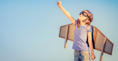 How To Grow Up Mentally: 3 Ways Acting the Kid Can Help You