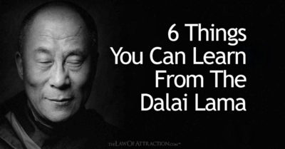 8 Things You Can Learn From the Dalai Lama