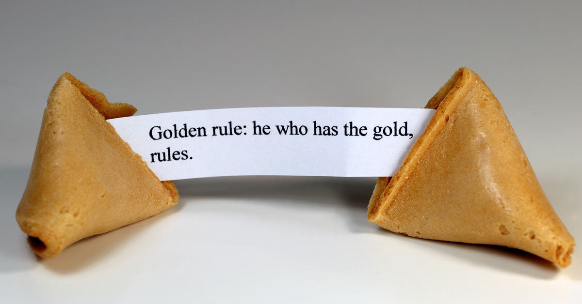 The Golden Rule To Abundance And Manifestation