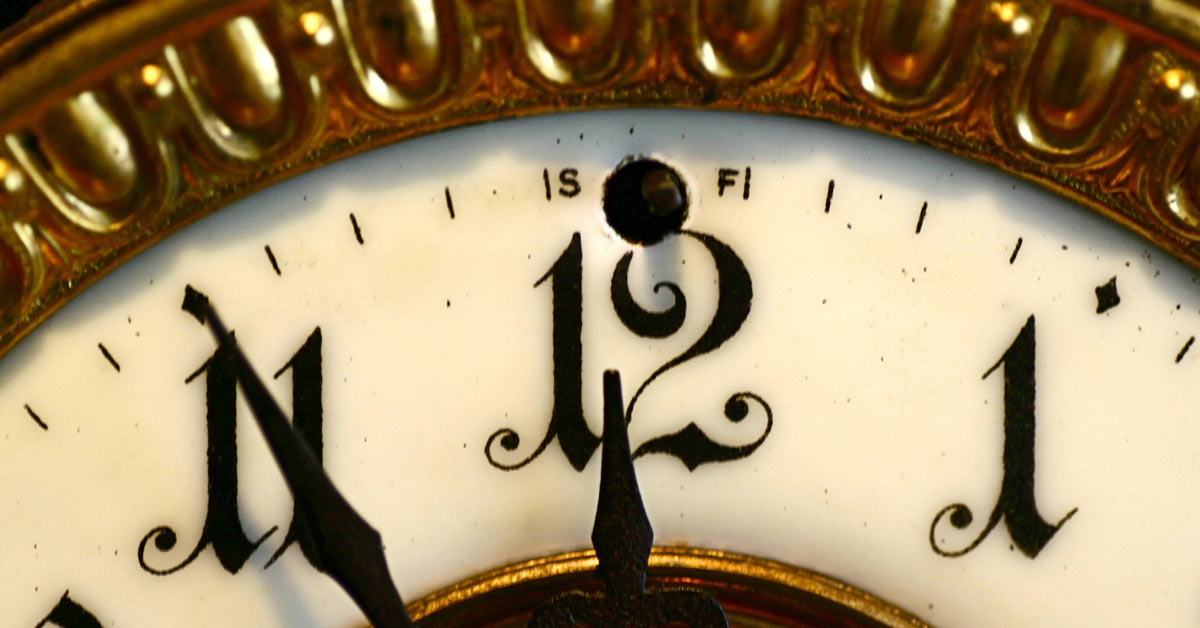 Why Time Is Running Out – the Truth