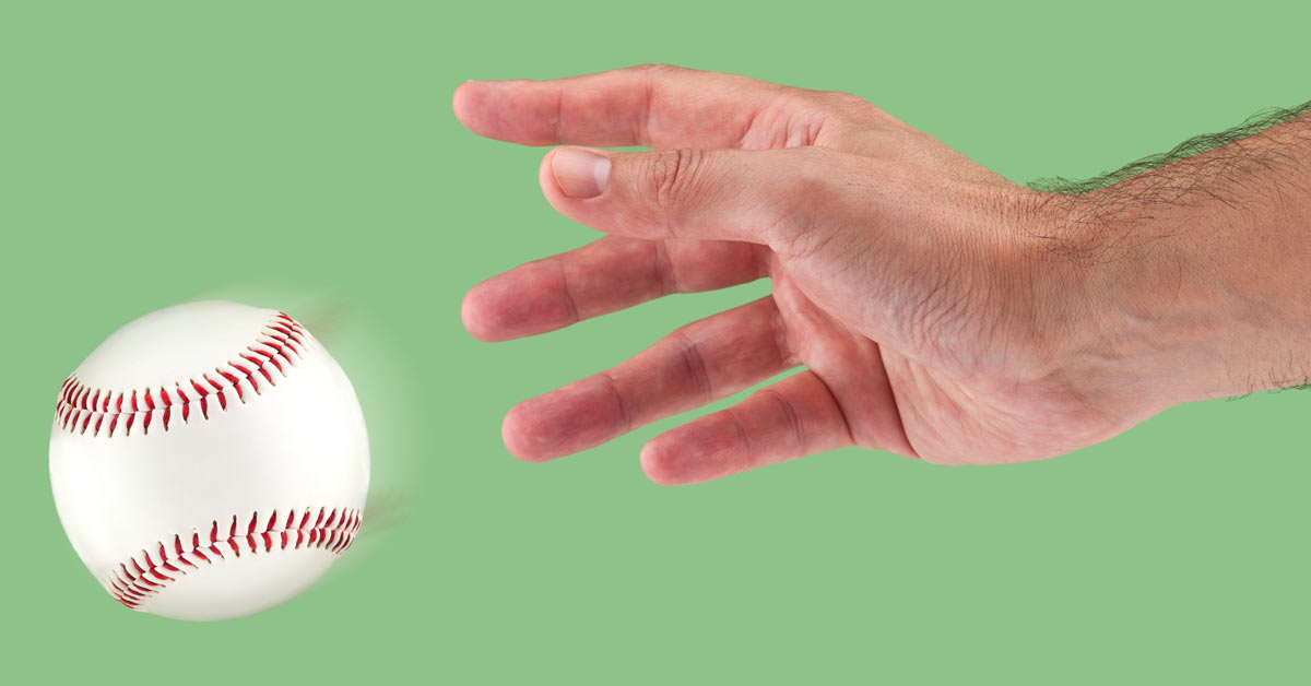 Why You Should Be Grateful For Life's Curveballs