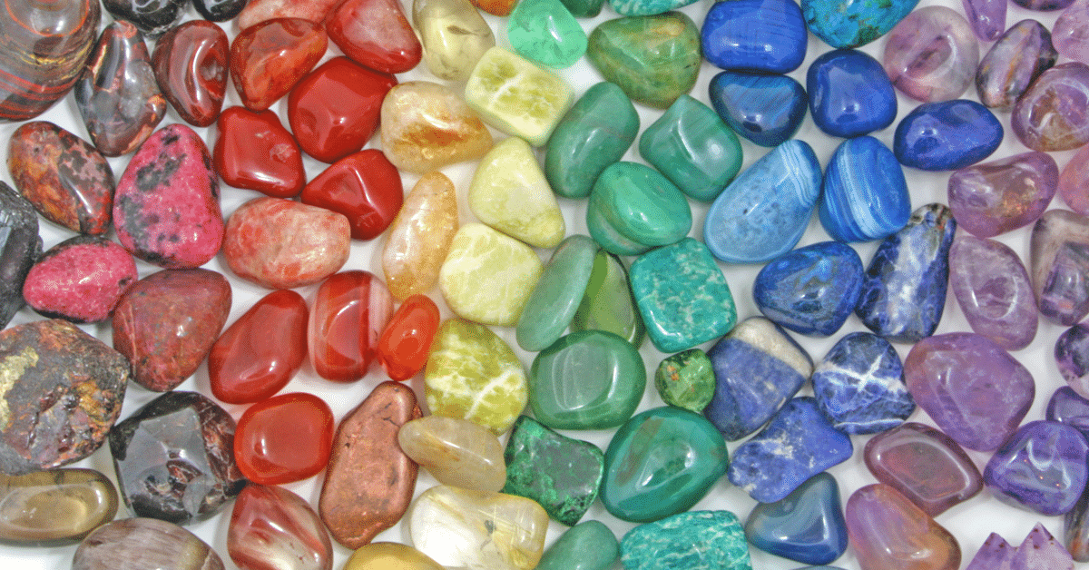 Healing Stones Crystals And The Law Of Attraction