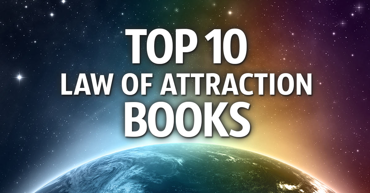 Top 10 law of attraction books to read for inspiration fandeluxe Image collections