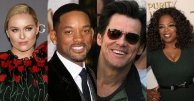Celebrities And The Law Of Attraction Success Stories