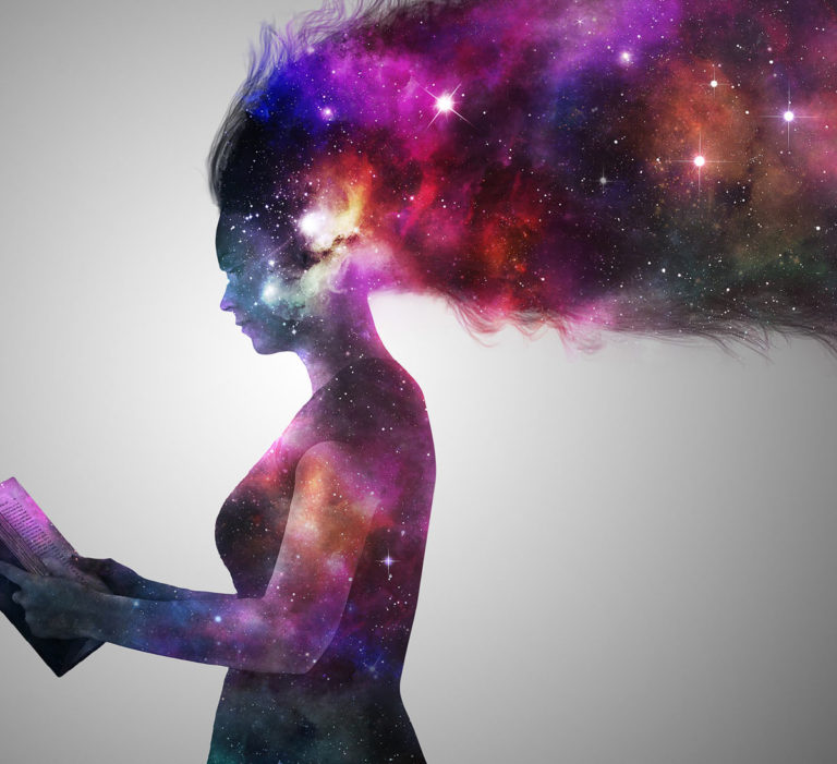 The Law Of Attraction - Universe