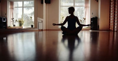 How To Create Your Own Personal Meditation Area