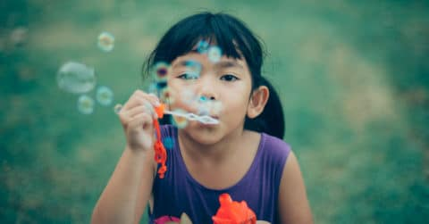 What Makes A Child Happy? This Research Reveals All