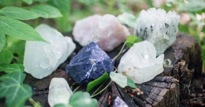 Healing Stones, Crystals and the Law of Attraction