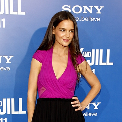 Katie Holmes, The Secret