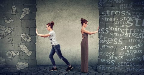 How To Use The Law of Attraction For Weight Loss