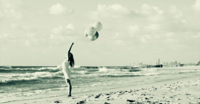 """How To Let Go Of What You Think Life """"Should"""" Be Like"""