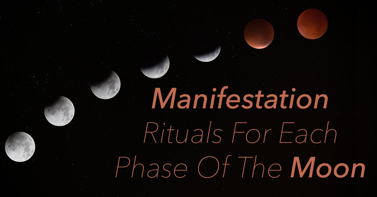 Simple Moon Rituals For Abundance To Enhance Manifestation