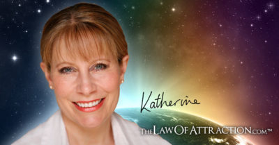Katherine Hurst, Author of Origins, and 'The Secret Law Of Attraction: Master The Power Of Intention'