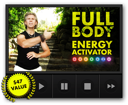 Qi gong, full body energy activator