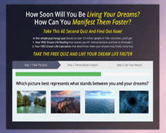 Free Law Of Attraction Quiz