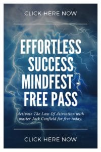 Jack Canfield: Effortless Success Mindfest