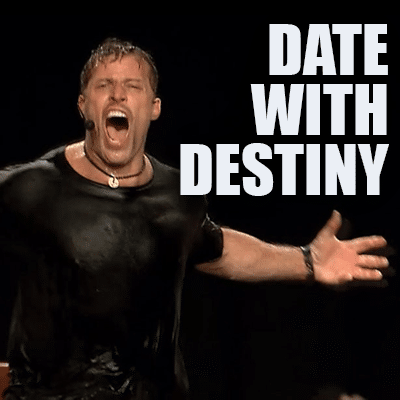Tony Robbins Live: Date With Destiny