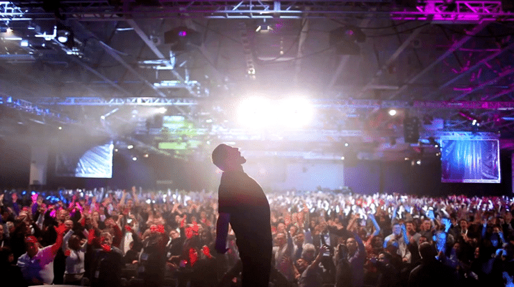 Tony Robbins Seminars and Live Events