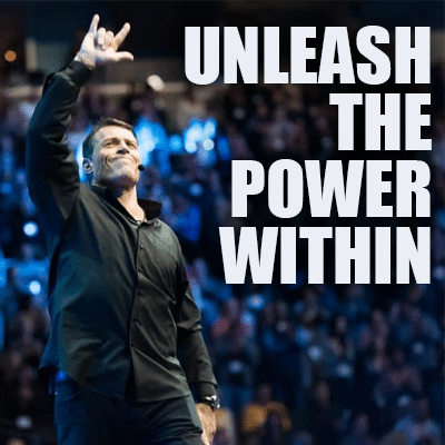 Tony Robbins Live: Unleash The Power Within